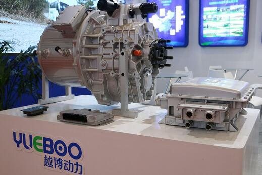 投资30亿元打造氢燃料电池汽车产业链 南京越博动力布局开封