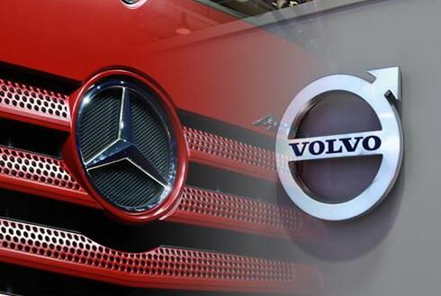戴姆勒&沃尔沃布局氢燃料电池重卡车 2025年开始生产燃料电池